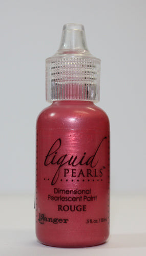 Ranger Liquid Pearls - Rouge