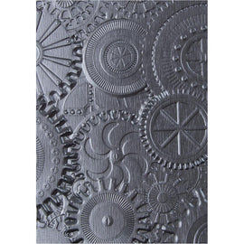**Pre-Order** Sizzix - Tim Holtz 3D Textured Fades- Mechanics (ETA early Sept)
