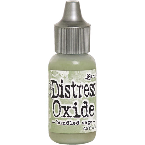 Tim Holtz Distress Oxide Re-Inker - Bundled Sage