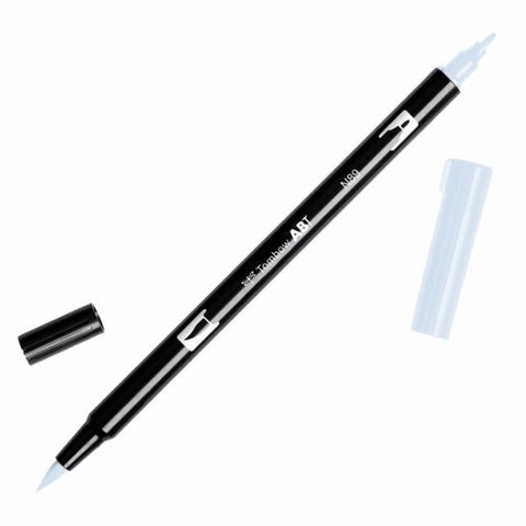 Tombow Dual Brush Marker - Warm Gray 1