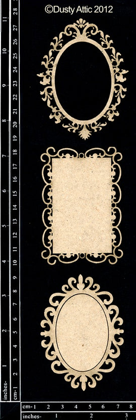 "Dusty Attic - ""ATC Frames - Set #1"""