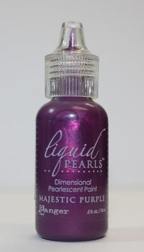 Ranger Liquid Pearls - Majestic Purple