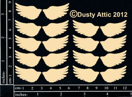 "Dusty Attic - ""Mini Wings"""