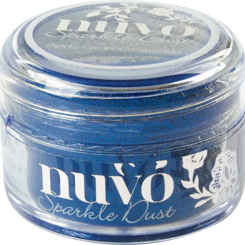 Nuvo - Sparkle Dust - Electric Blue