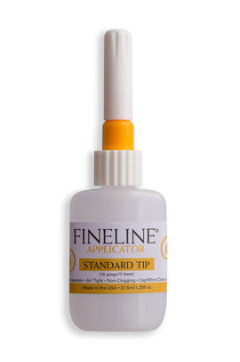 Fineline - Glue Applicator Bottle - 18 Gauge/0.8mm (Yellow)
