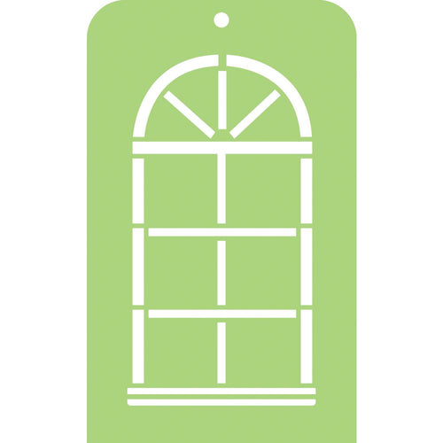 Kaisercraft Mini Designer Template - Arch Window