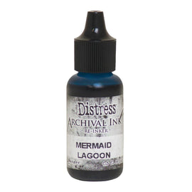 Tim Holtz - Distress Archival Ink Re-Inker - Mermaid Lagoon