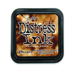 Tim Holtz Distress Ink Pad - Vintage Photo