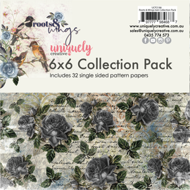 Uniquely Creative - Roots & Wings - 6x6 Collection Pack