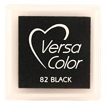 Versa Color - Ink Pad Mini - Black