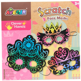 Avenir - Scratch - Face Masks (3 pcs)