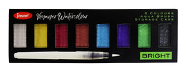 Jasart - Voyager Water Colour - Metallic Set Bright