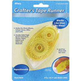 Allary - Crafter's Tape Runner - Repositional