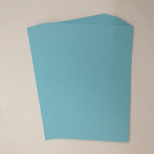 Artfull Cardstock - A5 Card Pack - Light Blue (10 sheets)