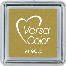 Versa Color Ink Pad - Gold