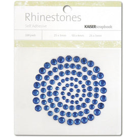Kaisercraft Rhinestones - Dark Blue