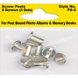 Pioneer - Screw Posts (4 sets)