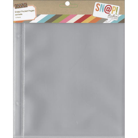 Snap! Pocket Pages - 6x8 Refills (1)