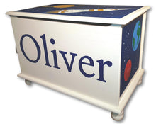 Classic Personalised Toy Box - The Twinkle Toy Box Company