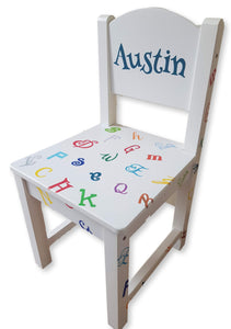 Personalised Chairs - The Twinkle Toy Box Company