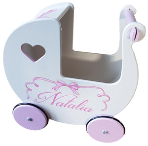 Dolls Pram - The Twinkle Toy Box Company