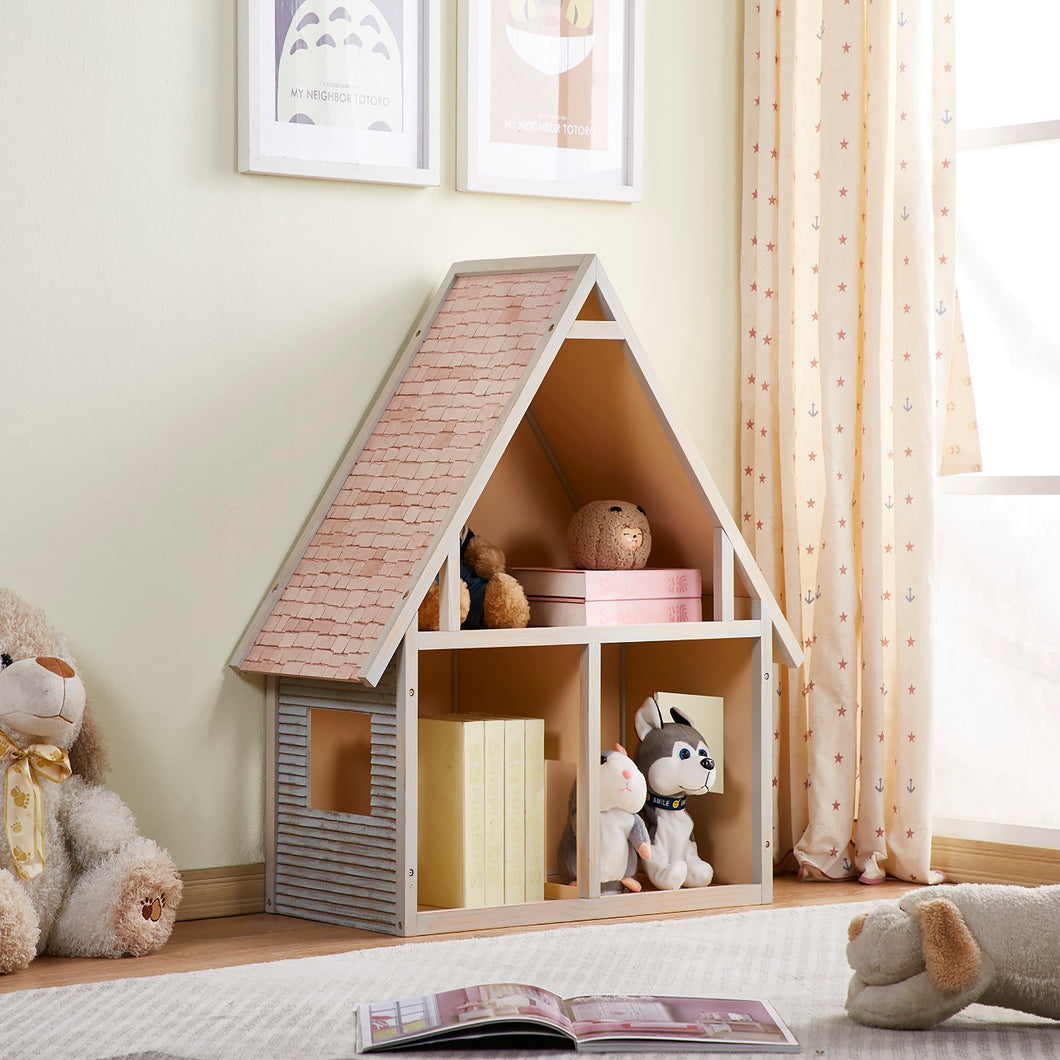 Dollshouse Chalet Bookcase - The Twinkle Toy Box Company