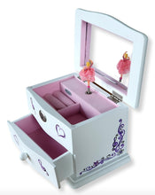 Musical Jewellery Boxes - The Twinkle Toy Box Company
