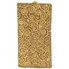 Cotton Soft Eyeglass Case, Gold