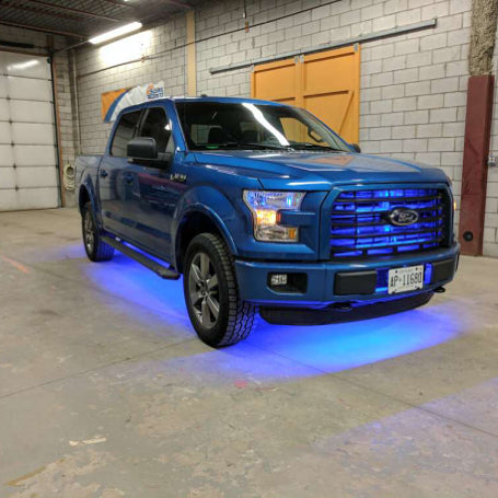 Profile Pixel: Grille Glow (RGB) - F-150 Addicts