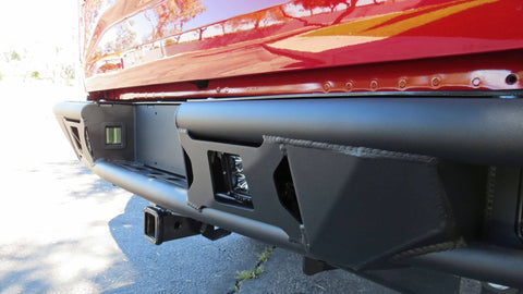 "Image of 2015-2018 Ford F-150 Race Series ""R"" Rear Bumper - F-150 Addicts"