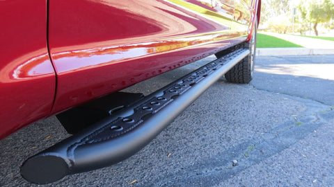 Image of Ford F-Series Race R-Series Side Steps (2 Door) - F-150 Addicts