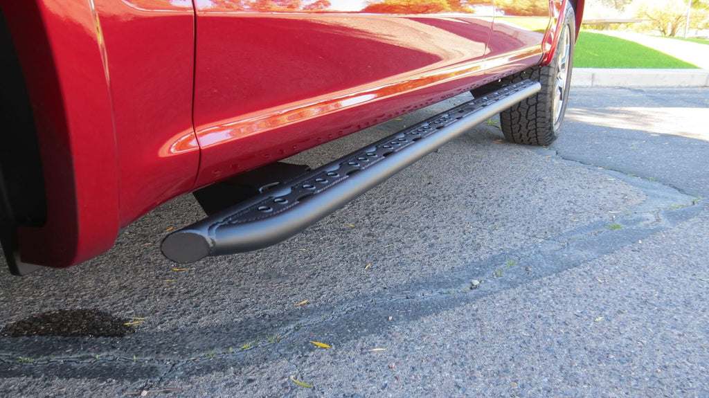 Ford F-Series Race R-Series Side Steps (2 Door) - F-150 Addicts
