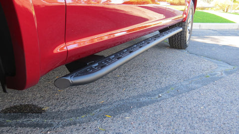 Image of Ford F-Series Race R-Series Side Steps (4 Door) - F-150 Addicts