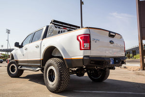2015-2018 Ford F 150 Honeybadger Rear Bumper - F-150 Addicts