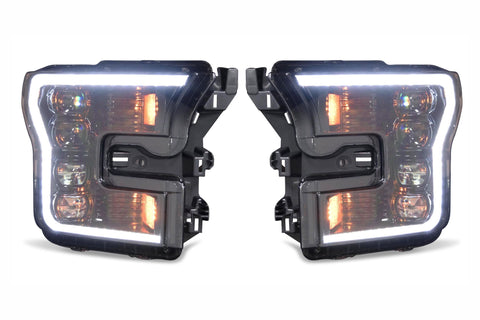 2015-2017 Ford F150 Morimoto XB LED Headlights - F-150 Addicts