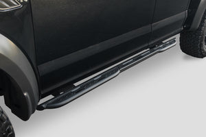 Ford F-Series Venom Side Steps (2 Door) - F-150 Addicts