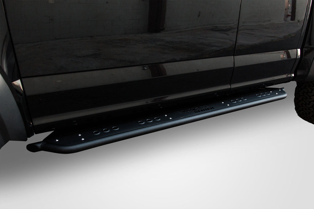 Ford F-Series Rock Slider Side Steps (2 Door) - F-150 Addicts