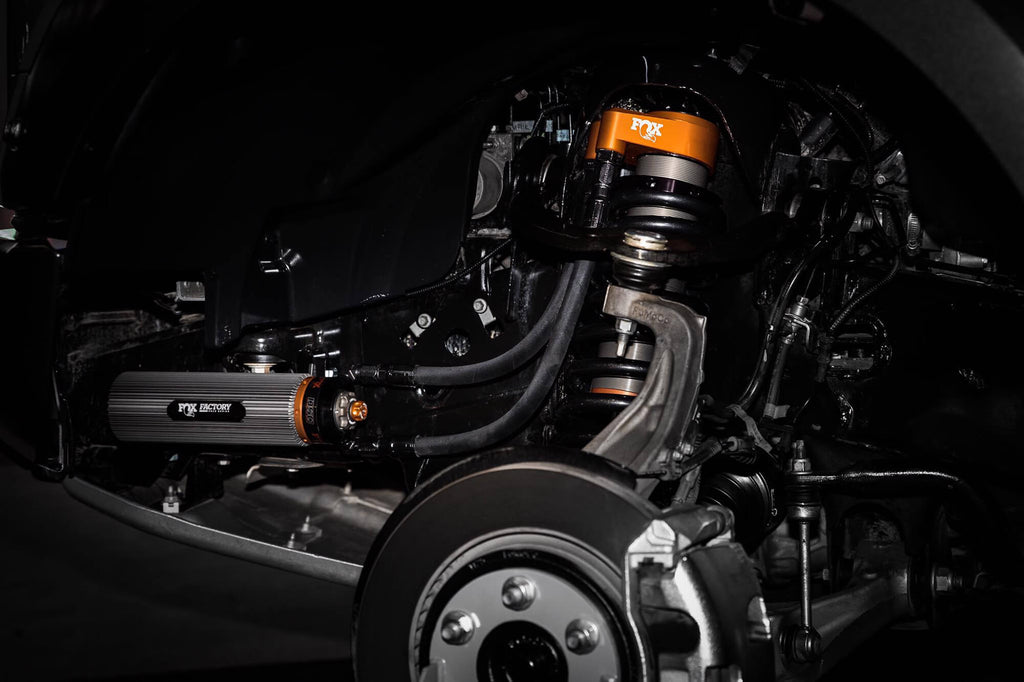 2017-2018 Ford Raptor FOX Front 3.0 Coil-Over Internal Bypass Kit - F-150 Addicts