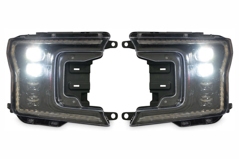 Ford F150 (18+): Morimoto XB LED Headlights - F-150 Addicts