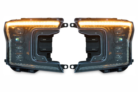 Image of Ford F150 (18+): Morimoto XB LED Headlights - F-150 Addicts