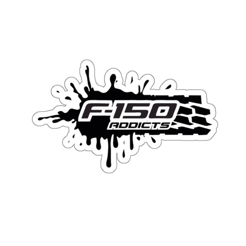 F-150 Addicts Splash Sticker