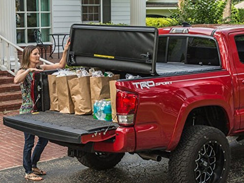 Image of 2015-2018 Ford F150 6.5' Gator Soft Tri-Fold Tonneau Truck Bed Cover - F-150 Addicts