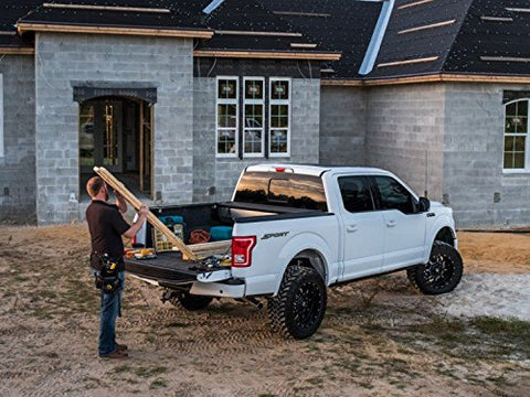 Image of 2015-2018 Ford F150 5.5' Bed Gator Recoil Retractable Tonneau Bed Cover - F-150 Addicts