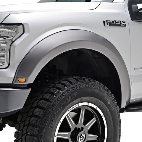 2015-2017 F150 Raptor Style Bolt-On Fender Flares - F-150 Addicts