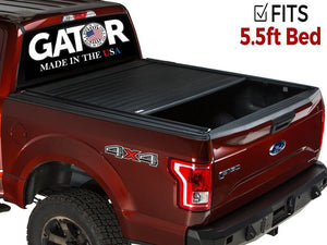 2015-2018 Ford F150 5.5' Bed Gator Recoil Retractable Tonneau Bed Cover