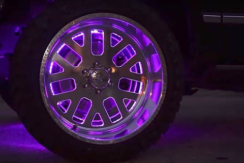Image of Profile Pixel: Wheel Rings (RGB) - F-150 Addicts