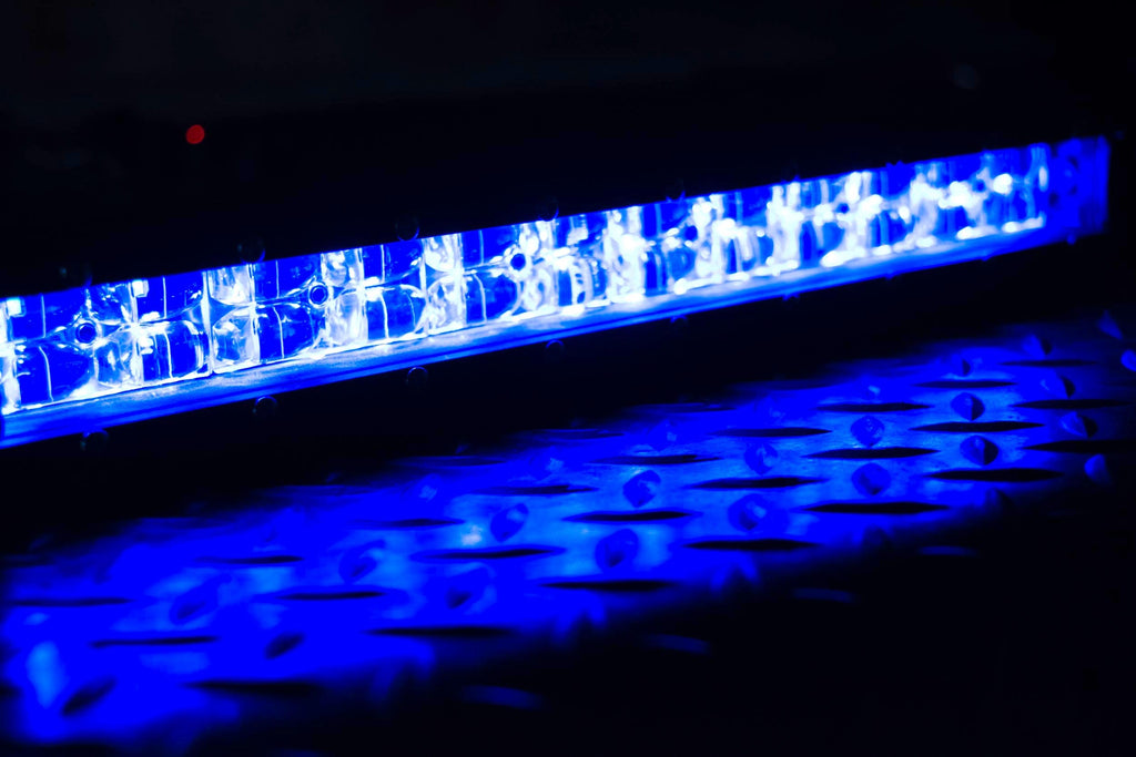 "Profile 8"" RGB Color Changing LED Bar - F-150 Addicts"