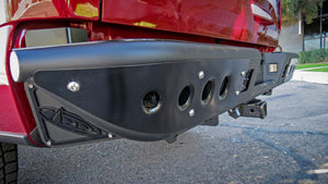 2015-2018 Ford F-150 Venom Rear Bumper w/ Backup Sensors