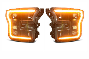 Ford Raptor (16-19): XB LED Headlights