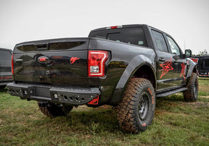 2015-2018 Ford F-150 Venom Rear Bumper